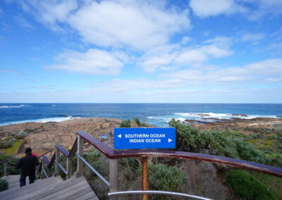 Treffen zweier Ozeane - Kleingruppentour im Südwesten von Westaustralien