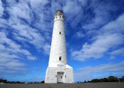 Höchster Leuchtturm - Cape Leeuwin Lighthouse in der Nähe von Augusta