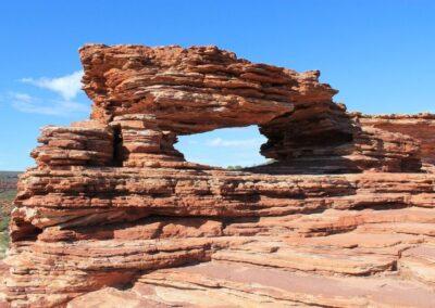 Naturfenster Kalbarri National Park, Westaustralien