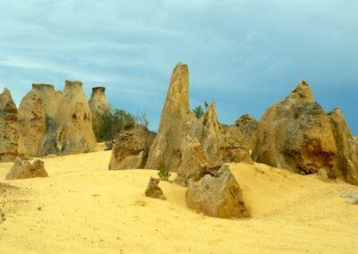 Nambung National Park Pinnacles Westaustralien