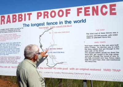 Rabbit Proof Fence - Shire of Quairading
