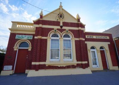 Die York Fire Station - erbaut 1897 - Westaustralien