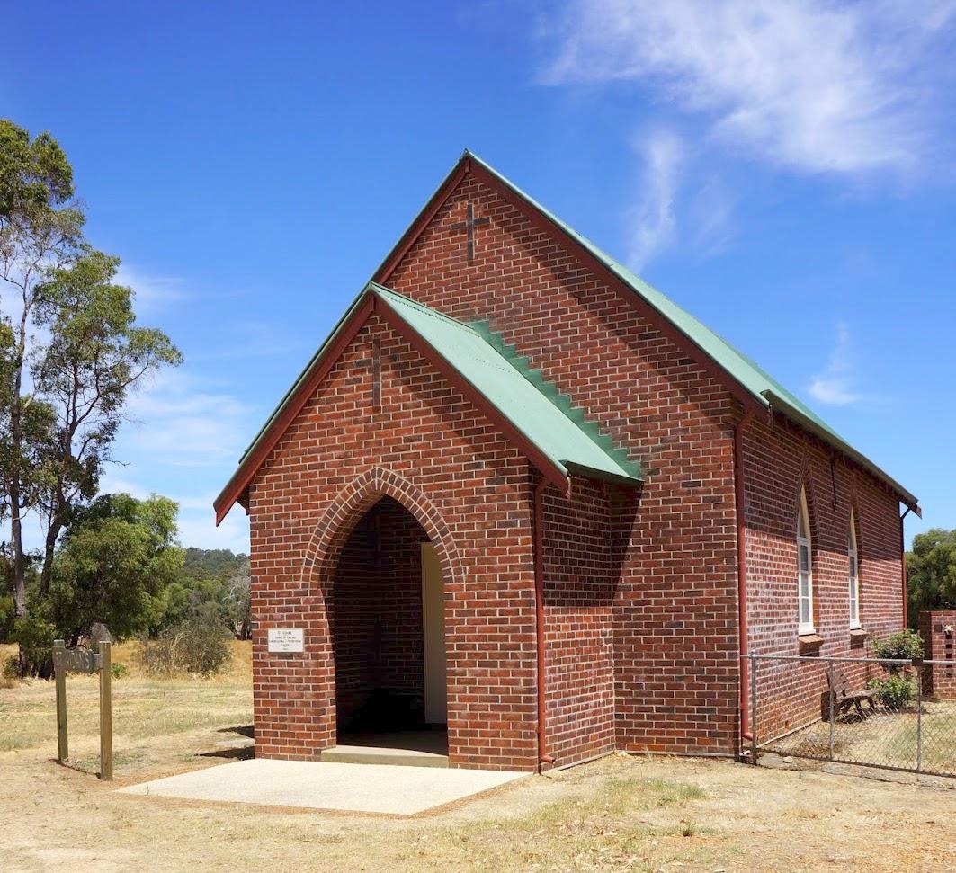 St Aidan's Church, Ferguson Valley